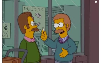 Simpsonovci pred 13 rokmi opäť predpovedali budúcnosť. Legalizáciu marihuany v Kanade očividne čakali už dávno