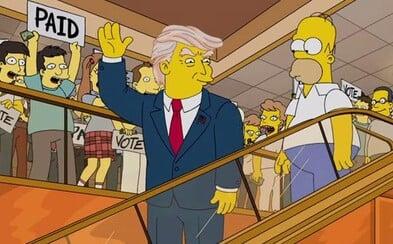 Simpsonovci predpovedali Trumpovu kandidatúru aj udalosti Game of Thrones. Tvorcovia prezradili, ako sa im to darí