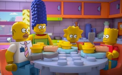 Simpsonovci z LEGA s prvým trailerom