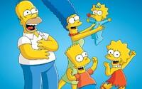 Simpsonovi budou pokračovat v 31. a 32. sérii