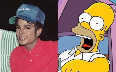 Simpsonovi stáhli epizodu s Michaelem Jacksonem. Může za to dokument o jeho údajném sexuálním obtěžování dvou kluků