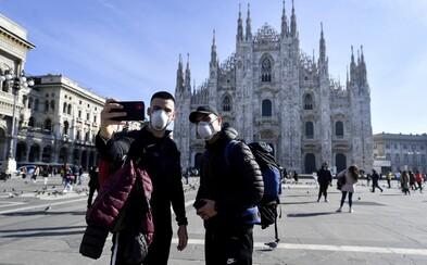 Šíření koronaviru pokračuje. Itálie hlásí šestou oběť, virus zabíjí už i v Íránu