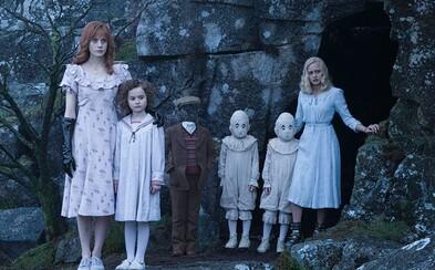 Sirotinec neobyčajných detí pani Peregrinovej a jeho tajomný svet nás uchvátil novými zábermi