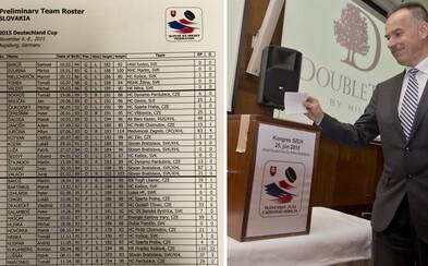 Širšia nominácia na Nemecký pohár: Pozeráme sa na súpisku hráčov, ktorá nás bude reprezentovať na MS?