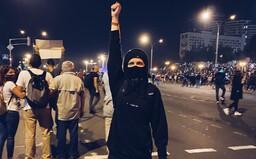 Situace v Minsku připomíná válku, tvrdí Lada z Běloruska (Rozhovor)