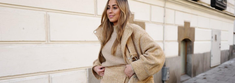 Škandinávska uhladenosť a marocký šmrnc. Obleč sa do chladného počasia za pomoci švédskej krásky