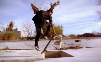 Skateboarding a opera sa stretávajú v krátkom videu