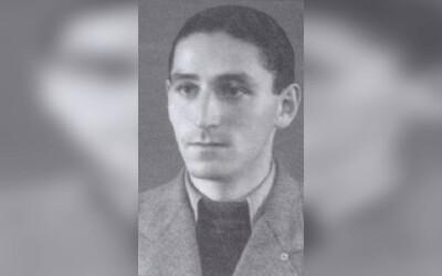 Skaut, učitel a ochránce dětí Fredy Hirsch. Ke sportu a poznání je vedl i v Terezíně a Osvětimi
