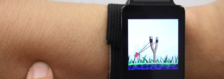 SkinTrack urobí z tvojej ruky plne funkčný touchpad s odozvou porovnateľnou s najlepšími displejmi