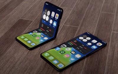 Skladací iPhone s flexibilným displejom začína byť reálnejší