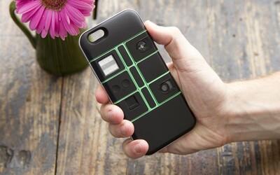 Skládací pouzdro pro smartphony vám zvýší výdrž, hlasitost i paměť