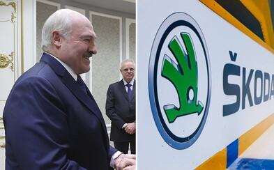 Škoda dala IIHF ultimátum: Pokud se hokejové MS uskuteční v Bělorusku, nebudeme ho sponzorovat