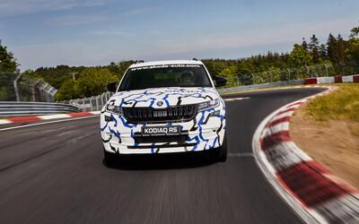 Škoda Kodiaq RS udělala na Nürburgringu nový rekord mezi SUV. Má to ale háček