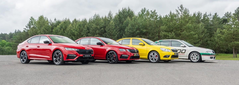 Škoda Octavia RS dostala slovenské ceny. 2-litrové verzie sú lacnejšie, ako sa čakalo