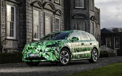 Škoda odhaluje svůj elektromobil. Enyaq dostane zadní pohon, vrcholem bude 306koňové RS