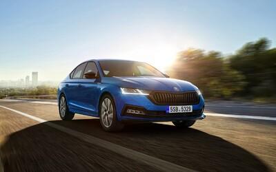 Škoda po prvýkrát v histórii predstavuje obľúbenú verziu Sportline pre model Octavia