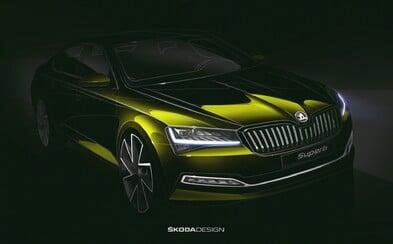 Škoda predstaví faceliftovaný Superb na Slovensku počas hokejových majstrovstiev
