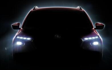 Škoda představila jméno nejlevnějšího SUV. Zaujme výraznou maskou a na trh dorazí už brzy
