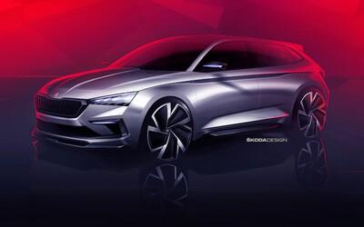 Škoda představuje nástupce rapidu. Nový model má přinést revoluční design