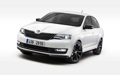 Škoda Rapid prošla faceliftem. Rozdělená světla nedostala, nový motor však ano