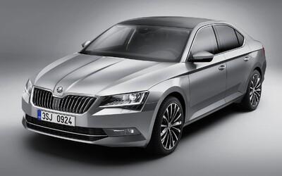 Škoda Superb III je konečne realitou. Vyzerá nádherne!