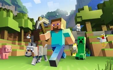 Školy budou k výuce používat Minecraft. Microsoft spustil speciální edici populární hry, která je dostupná i na Slovensku