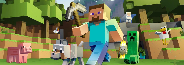 Školy budou k výuce používat Minecraft. Microsoft spustil speciální edici populární hry, která je dostupná i u nás a na Slovensku