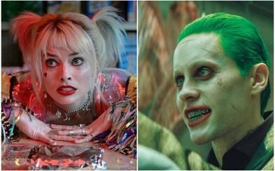 Skončil v DCEU Joker od Jareda Leta? Margot Robbie potvrdila, že se v jejím filmu Birds of Prey neukáže ani na sekundu