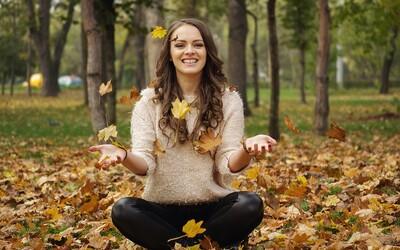 Skoncuj s jesennou depresiou. Príchod chladnejších dní môže na tvoju psychiku pôsobiť aj blahodárne