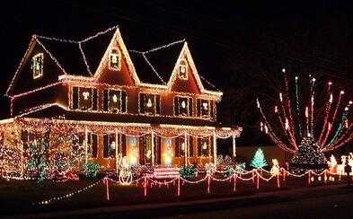 Skoré vianočné zdobenie robí ľudí šťastnejšími, zhodujú sa odborníci