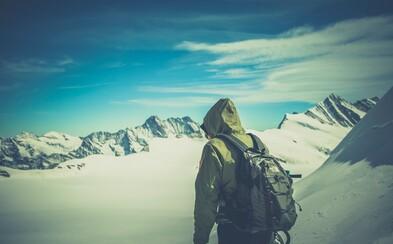 Skoro ako z filmu 127 hodín: Horolezec uviazol v skalnej trhline, strávil tam 5 dní