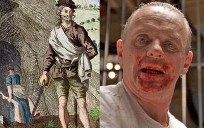 Skotský Hannibal Lecter se svou rodinou zabil a snědl 1000 lidí