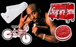Skriňa na náradie, sušienky OREO a spolupráca s Tupacom. Čo všetko prinesie nová sezóna u značky Supreme?
