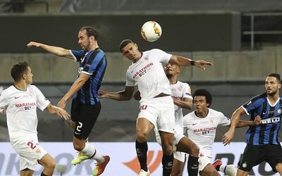 Škriniarove Inter Miláno nestačilo na Sevillu. Tá sa stáva víťazom Európskej ligy