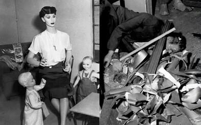 Skuteční lidé by to nepřežili. Fascinující test atomové bomby z 50. let zjišťoval, jak by dopadlo běžné americké městečko