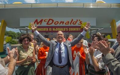 Skutočný príbeh o založení McDonaldu s Michaelom Keatonom je plný podvodov, lží a megalomanstva (Recenzia)