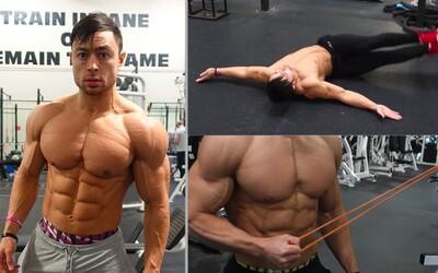 Skvělá inspirace na rozcvičku před tréninkem, díky které se ti budou zranění vyhýbat
