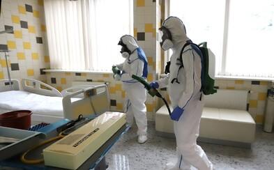 Skvělá zpráva! V Česku za poslední den nezemřel žádný člověk s koronavirem