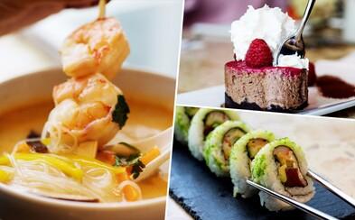 Skvelé sushi v centre mesta? Mama's Panasian Restaurant je ideálnym miestom na biznis obed, rande alebo večeru s priateľmi