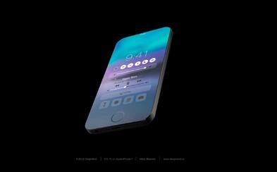 Skvelý koncept iPhonu 7 s displejom po celej ploche nestačil. Pozrite si na ňom víziu nadchádzajúceho operačného systému