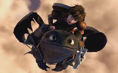 Škyťák a Bezzubka objavia na Netflixe nové svety počas pretekania na drakoch