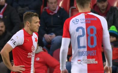 Slavia desáté vyhrané derby nepřidala, se Spartou remizovala 1:1