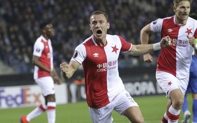 Slavia po parádním výkonu remizuje s Interem Milán 1:1