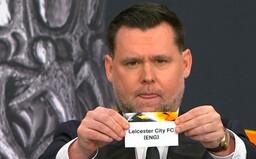 Slavia Praha na jaře v Evropské lize vyzve Leicester City
