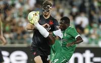 Slavia Praha se zase trápila, v Izraeli prohrála 1:0