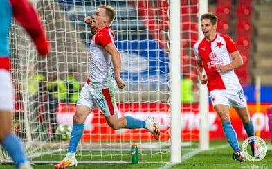 Slavia Praha vyhrála nad Viktorií Plzeň 1:0 a slaví titul! Vykopal jej Ševčík