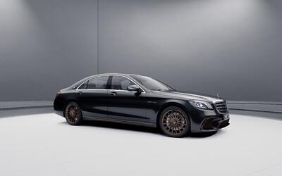 Slávna púť dvanásťvalcových Mercedesov sa s exkluzívnym S 65 Final Edition chýli ku koncu