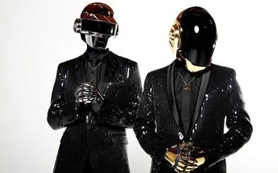 Slavné duo Daft Punk končí. S fanoušky se rozloučili videem na YouTube