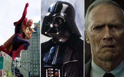 Slavní herci, kteří natáčejí nové filmy i po devadesátce