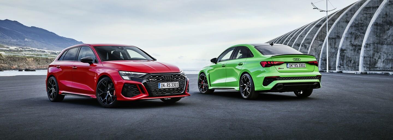 Slávny päťvalec žije ďalej. Audi odhalilo nové 400-koňové RS3, s ktorým bude možné driftovať
